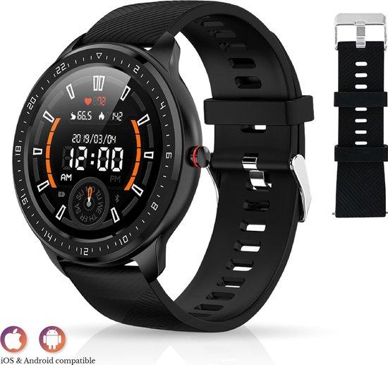 Stenlille Actío Watch - Smartwatch - Zwart