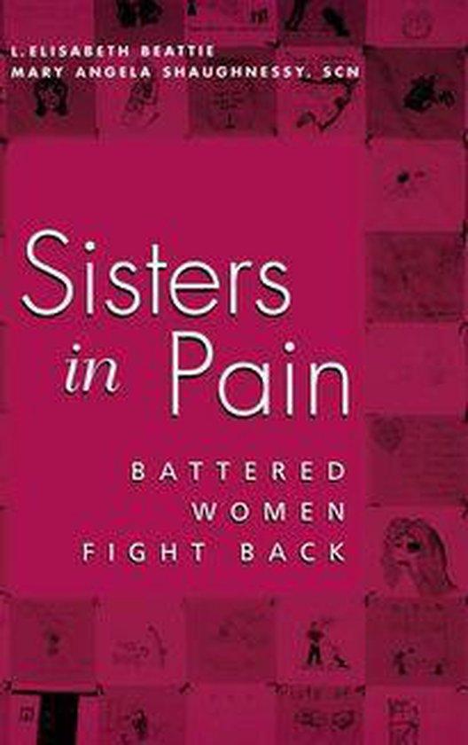Boek cover Sisters in Pain van Linda Elisabeth LaPinta (Onbekend)