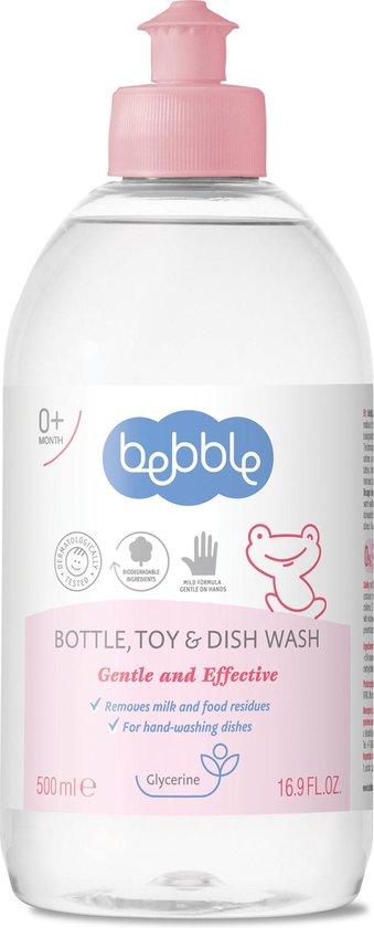 Bebble Babyzeep & afwasmiddel - 500 ml