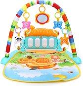 Babygym   Speelgoed   Inclusief piano en Spiegel   Goed voor ontwikkeling    Wasbaar