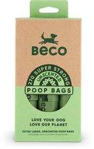 Beco Pets Hondenpoepzakjes - 270 stuks (18 x 15)