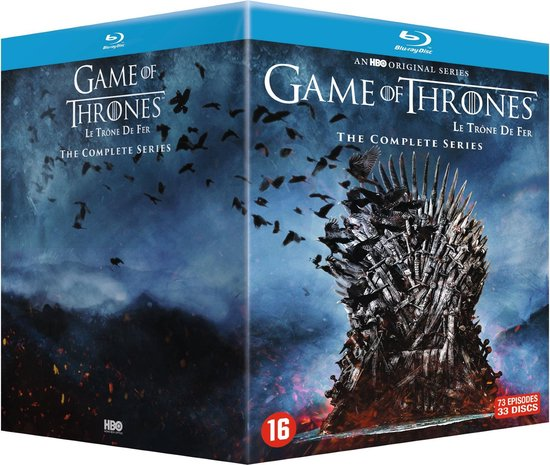 Game Of Thrones - S1-8