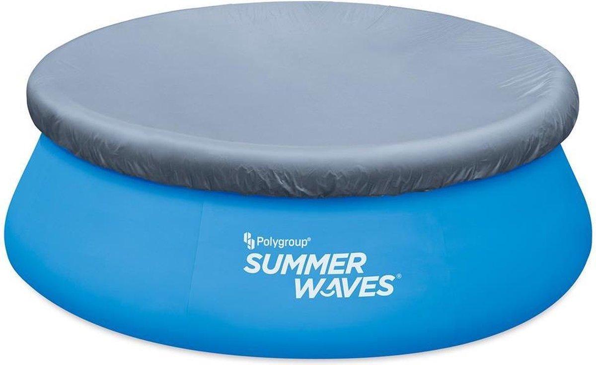 Summer Waves Afdekzeil voor Quick Set Zwembad - 244 cm