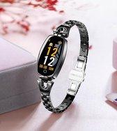 Pro-Care Excellent Quality™ Smartwatch Bracelet - Anti Lost - Bloeddrukmeter - Slaapmeter - Vermoeidheidsmeter - Dynamic 24H Monitoring Hartslagmeter - Caloriemeter - Message - Sport/Steps/Afstand/ -  Fitbit - Zwart