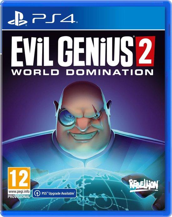 Evil Genius 2 – World Domination – PS4