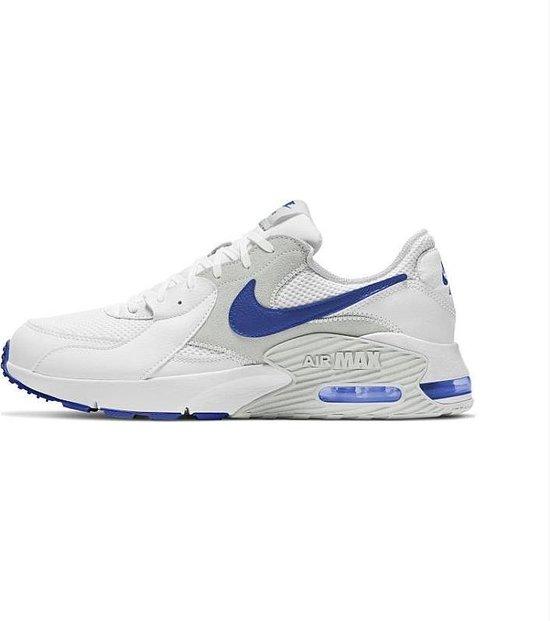 Nike Air Max Excee Heren Sneakers - Black/Hyper Blue-Neptune Green - Maat 44