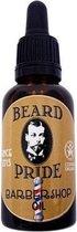 Beardpride Baardolie Barbershop - Bio 30ml - Baardverzorging - 100% natuurlijke ingrediënten