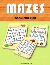 Mazes Book for Kids: Lovely Activity Book for kids aged