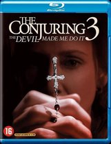 Conjuring: The Devil Made Me Do It (Blu-ray)