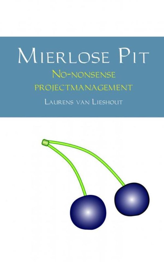 Mierlose Pit - Laurens van Lieshout |