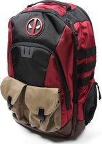 Bioworld Deadpool Built Up Combat Ready Backpack