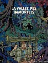 Blake et mortimer Hc26. la vallée des immortels ii (edition bibilophile)