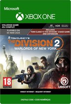 Tom Clancy's The Division 2: Warlords of New York Edition - Xbox One Download