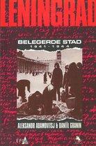 Leningrad, belegerde stad