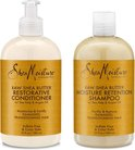 Shea Moisture Raw Shea Butter Restorative Shampoo & Conditioner Set