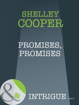 Omslag Promises, Promises (Mills & Boon Intrigue)
