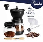 Facile® Handmatige koffiemolen