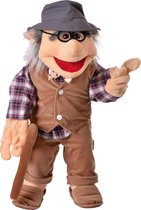 Living Puppets Handpop Grootvader opa 65cm