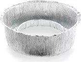 Cobb Aluminium wegwerpkom - 6 stuks