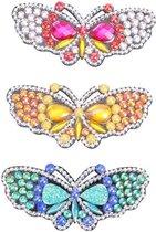 "Diamond Painting ""JobaStores®"" Haarclips 02 (3 stuks)"