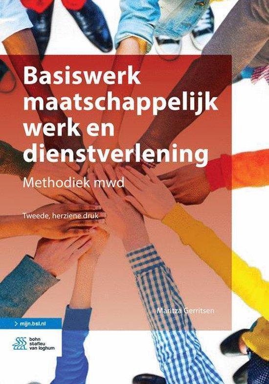 Basiswerk Maatschappelijk Werk En Dienstverlening: Methodiek Mwd - Sylvia Birnie |