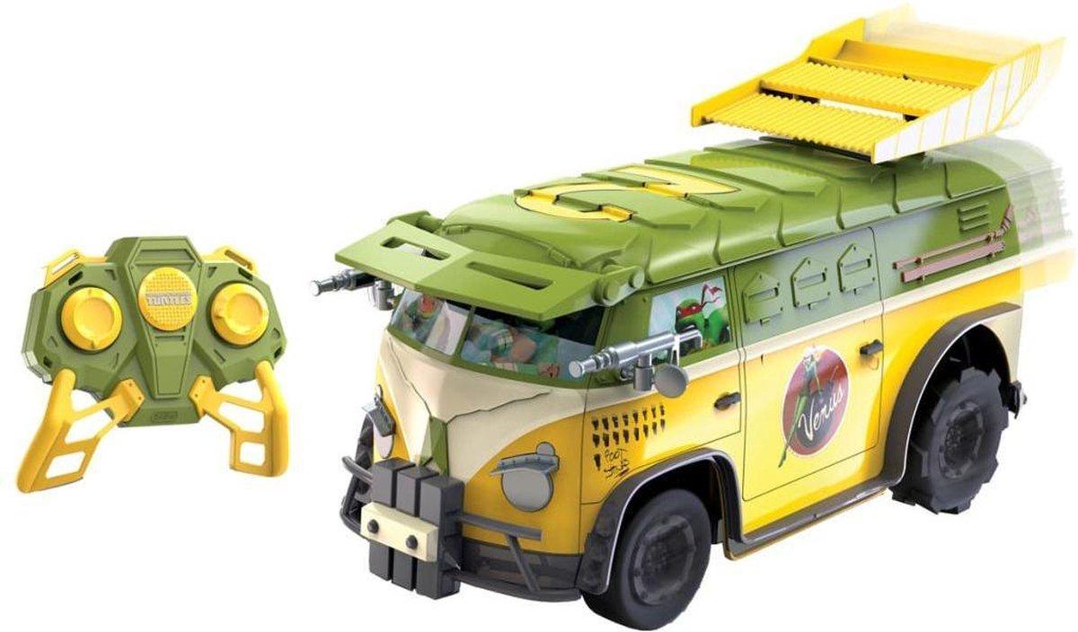 Nikko Ninja Rc Party Van