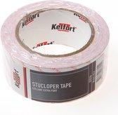 Stucloper tape schoonverwijderbaar 50mm x 33 meter