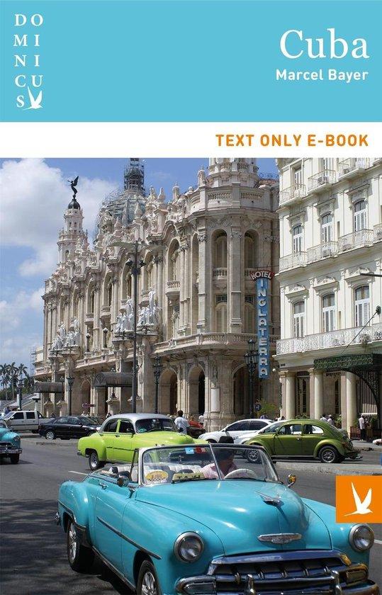 Dominicus landengids - Cuba - Marcel Bayer pdf epub