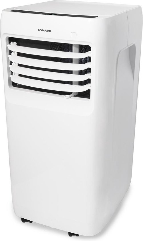 Tomado TMA9001W - Mobiele airco - 3-in-1 functie - timer - wit