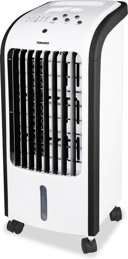 Tomado TAC4001W - luchtkoeler/ventilator - timer - afstandsbediening - wit