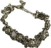Petra's Sieradenwereld - Zeeuwse knop armband verzilverd