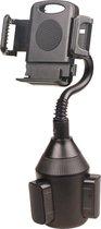 Hypersonic Universele Smartphone/Telefoon/PDA/iPod Houder voor in Bekerhouder