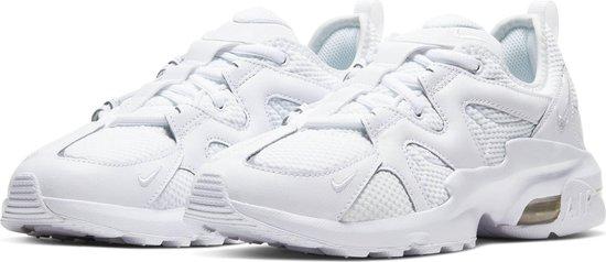 Nike Air Max Graviton Dames Sneakers - White/white Maat 39 i8UmQN