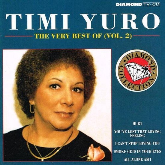 Timi Yuro - The Very Best Of (Diamond Collection)