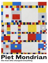 Piet Mondrian - The Man Who Changed Everything