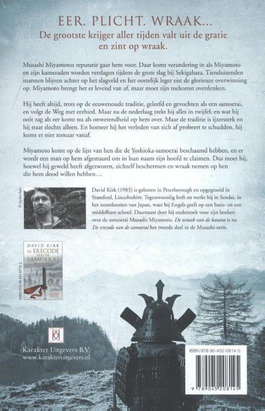 Musashi-serie 2 - De wraak van de Katana - David Kirk | Fthsonline.com