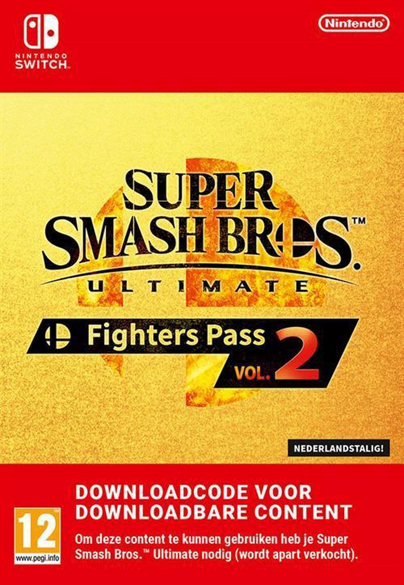 Super Smash Bros. Ultimate - Fighters Pass Vol. 2 - Nintendo Switch Download