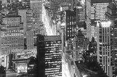 Wizard+Genius Midtown New York Fotobehang 175x115cm