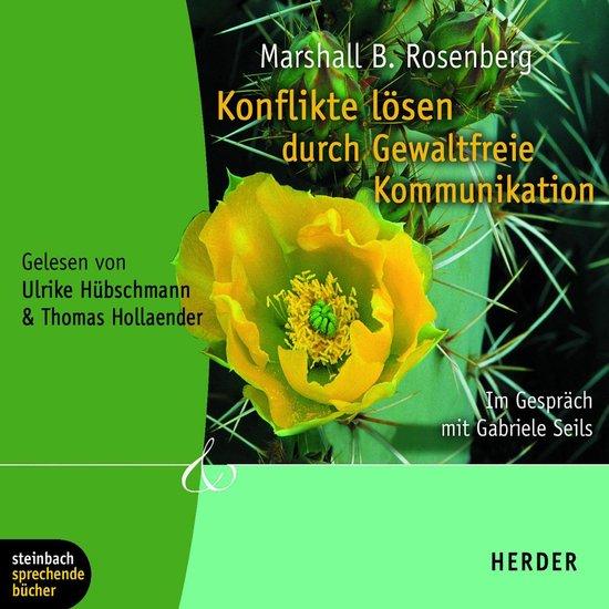 Boek cover Konflikte lösen durch gewaltfreie Kommunikation (Gekürzt) van Gabriele Seils (Onbekend)