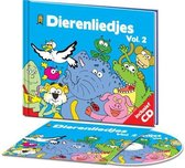 Dierenliedjes  / Volume 2 + CD