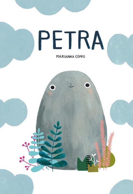 Omslag van Petra