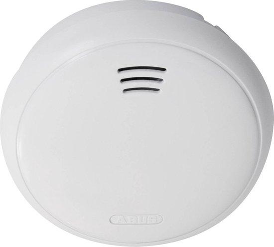 Rookmelder ABUS GRWM30500 Incl. batterij (10 jaar)