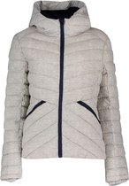 Superdry Dames LS ESSENTIALS HELIO PADDED JACKET Zomerjas M