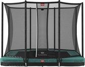 BERG trampoline Ultim Favorit Inground 280 + Safety Net Comfort