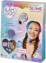 Glam Goo Theme Pack- Mermaid Dreams - Speelslijm sieraden