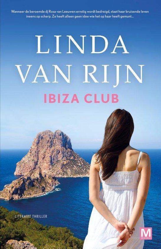 Boek cover Ibiza Club van Linda van Rijn (Paperback)