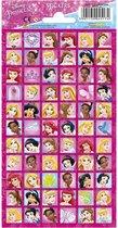 Stickers Prinsessen Mini
