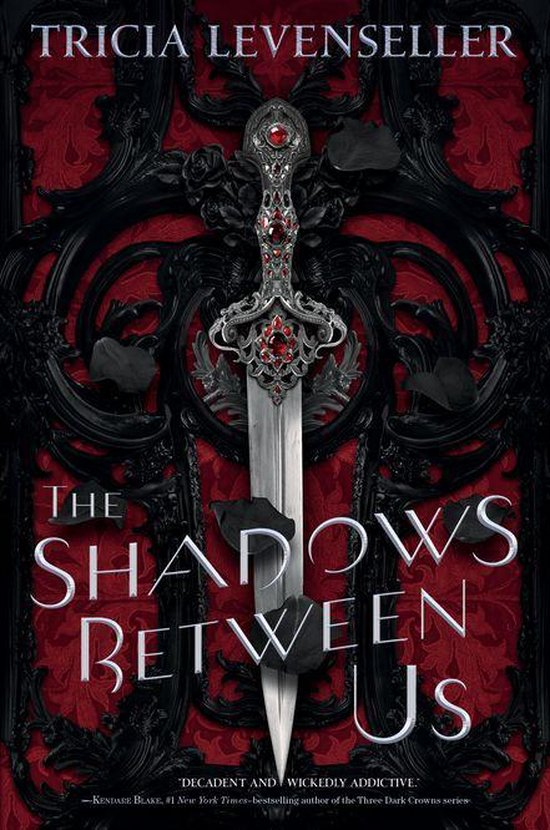 Boek cover The Shadows Between Us van Tricia Levenseller (Onbekend)