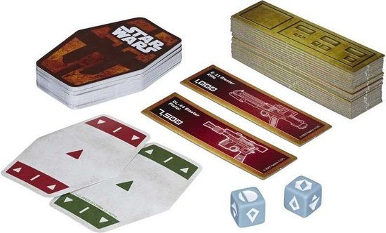 Thumbnail van een extra afbeelding van het spel Star Wars – Han Solo Card Game (Engelse uitgave)