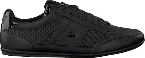 Lacoste Chaymon 120 3 CMA Heren Sneakers - Zwart - Maat 47